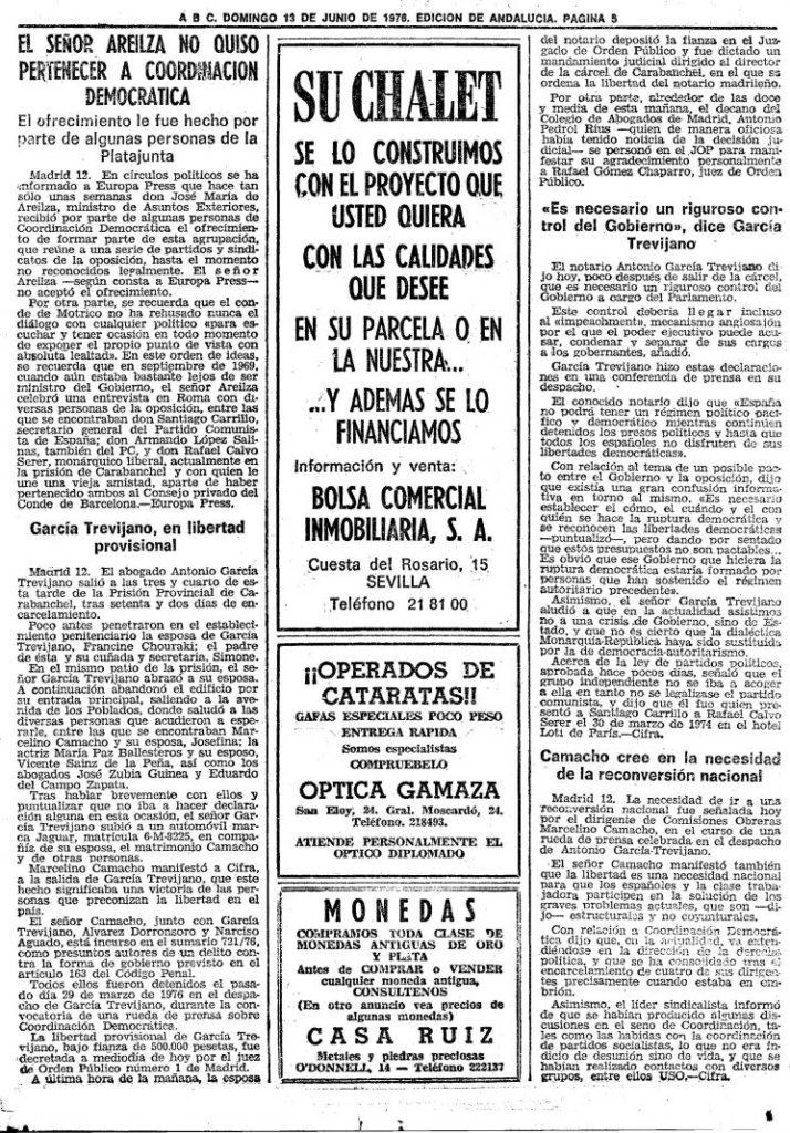 Domingo, 13 de junio de 1976